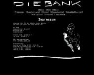 Website Die Bank