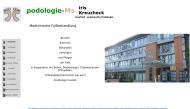 Bild Podologische Praxis Iris Kreuzheck im MedicalCenter am Clemenshospital