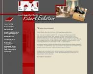 Bild Webseite Raumausstattung, Robert Eckstein, der Spanndeckenprofi in Nürnberg Nürnberg