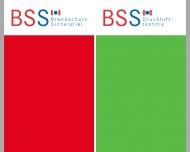 Bild Webseite BSS Brandschutz Sichelstiel Nürnberg