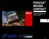 Bild phocus brand contact GmbH & Co.KG