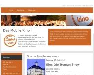 Website Mobiles Kino