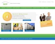 Bild Webseite WGM Nürnberg Nürnberg