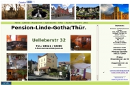 Website Pension Linde Gotha