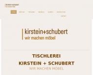 Bild Die Moebelwerkstatt Kirstein Schubert oHG