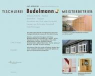 Website Tischlerei Budelmann