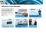 HSR Sofortservice f?r Hochdruck- Schlauch und Rohrleitungen in allen Druckstufen inkl. Notdienst