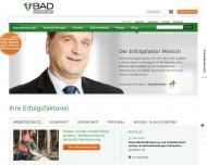 BAD Gesundheitsschutz - B A D Gesundheitsvorsorge und Sicherheitstechnik GmbH