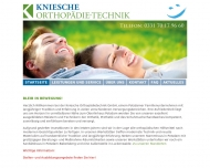 Bild Kniesche & Riedel Orthopädietechnik GmbH
