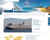 Website RTC Rose Travel Consulting