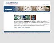 SecMenu - PRINZ TECHNIK Hydraulik Schwerin GmbH