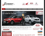 Website Honda Schmidt