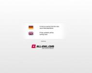 Website ACE Getränkemarkt