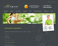Website coachxpert