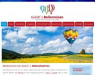 Bild Gulichs Ballonfahrten