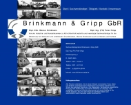 Website Brinkmann & Gripp