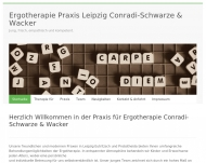 Bild Praxisgemeinschaft für Ergotherapie - Conradi/Jaekel