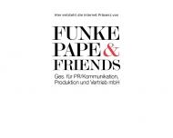Bild Funke - Pape & Friends - Ges. Für Pr/komm., Produktion u. Vertrieb mbH