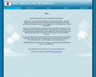 Website Koch-Schulte Christian Das Bergische Reisebüro