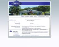 Bild WEZEK GmbH Alfred Weller Meß- Regel- und Steuertechnik