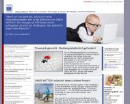 Lokal informiert. Druck. Internet. Mobil. Verlag + Druck LINUS WITTICH