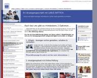 Website Verlag + Druck Linus Wittich