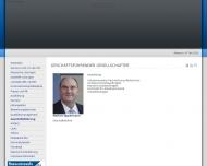 Website HSW Hanseatischer Schutz- & Wachdienst