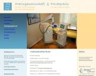 Website Schmelzer Ulrich Dr.med. , Koschnitzki Ralf Dr.med. Ärzte für Orthopädie und Sportmedizin