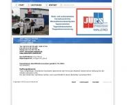 Website JÜRS Malerei
