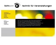 Bild Lichtecht, Technik für Veranstaltungen