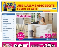 Website Dänisches Bettenlager