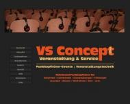 Bild VS Concept - Funkkopfhörer-Events