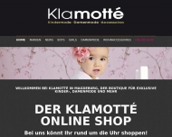 Bild Webseite Klamotté 1 - Fashion for Kids and Women Magdeburg