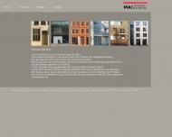 Bild Webseite Mai Klaus Architekt BDA und Stadtplaner Lübeck