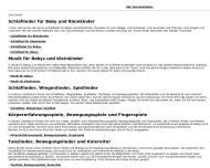Bild Webseite Märchengarten Morgenroth Magdeburg