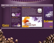 Website Flair Restaurant u. Cafe Inh. Arno Frommhagen