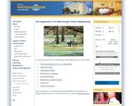 Website Ratswaage Hotel