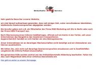 Bild Webseite GWS-Sicherheitsservice Magdeburg