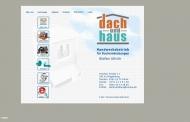 Bild Webseite Dach und Haus - Dachdeckerbetrieb Stefan Ullrich Magdeburg
