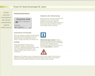 Website Jumar M. Dr. med.