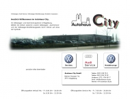 Bild Webseite Autohaus City Magdeburg Magdeburg