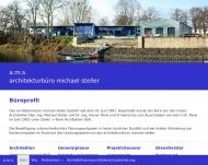 Bild Webseite a.m.s. Magdeburg