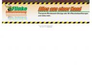Website Flinke-Dienstleistung