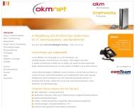Unternehmensgruppe okm B?rosysteme GmbH networks GbR - Ihr Partner f?r IT-Dienstleistungen, Hardware...
