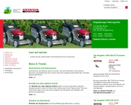 Bild Webseite Magdeburger Motorgeräte Magdeburg