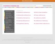 Bild Webseite Trenkler´s Tränke Magdeburg