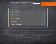 Bild Webseite Red Snapper Magdeburg