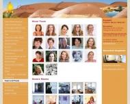 Website Die Oase-Hebammenpraxis