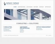 Bild bohland + bohland Unternehmensberatung GmbH