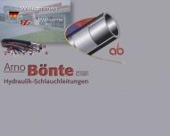 Bild Bönte Arno GmbH Hydraulikzubehör